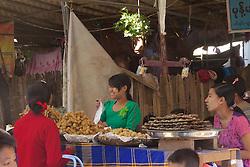 Food Vendors Near, Shwezigon Pagoda