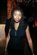 "Raquiah Mays at the Alica Keys "" As I am"" celebration wrap party at Park on June 18, 2008"