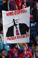 Photo: Tony Oudot/Richard Lane Photography. Crystal Palace v Reading. Coca-Cola Football League Championship. 21/03/2009. <br /> Palace fans show their respect to Reading manager Steve Coppell who also managed Palace