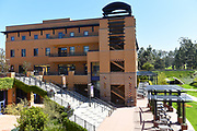 Visitor Center on the Campus of the University of California Irvine