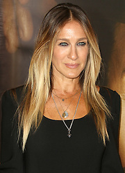 Sarah Jessica Parker In Store Customer Meet & Greet - Superdrug Westfield London, 14 September 2016, Photo by Brett D. Cove /LNP © London News Pictures.