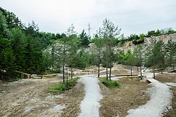 Presentation of Bike Park Ljubljana on June 16, 2015 in Ljubljana - Podutik, Slovenia. Photo by Vid Ponikvar / Sportida