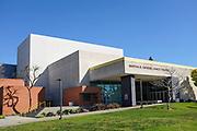 The Martha B. Knoebel Dance Theater on Campus at California State University Long Beach