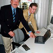 Opening internet site Hart van Huizen door Henk Haan