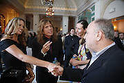 Lindy Coverdale, David Coverdale with his daughter Jessica Coverdale and Harvey Goldsmith , Classic Rock Roll of Honour, Classic Rock magazineês annual awards party. Langham Hotel, portland Place. London. 6 November 2006.  ONE TIME USE ONLY - DO NOT ARCHIVE  © Copyright Photograph by Dafydd Jones 66 Stockwell Park Rd. London SW9 0DA Tel 020 7733 0108 www.dafjones.com
