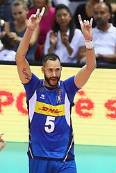 OSMANY JUANTORENA<br /> ITALY VS SLOVENIA<br /> MEN'S VOLLEYBALL WORLD CHAMPIONSHIPS <br /> Florence September 18, 2018