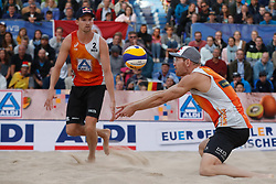 20190704 DEU: World Champs Hamburg 2019: Hamburg<br /> Alexander Brouwer (NED,1), Robert Meeuwsen (NED,2)<br /> ©2019-FotoHoogendoorn.nl / Pim Waslander