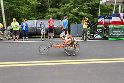 Beach to Beacon 10K: wheelchair start