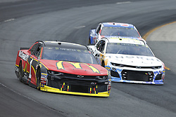 July 22, 2018 - Loudon, New Hampshire, United States of America - Jamie McMurray (1) brings his car through the turns during the Foxwoods Resort Casino 301 at New Hampshire Motor Speedway in Loudon, New Hampshire. (Credit Image: © Chris Owens Asp Inc/ASP via ZUMA Wire)