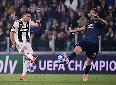Juventus v Manchester United - 07 Nov 2018