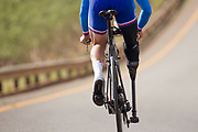 during the Time Trial on Day 2 of the 2017 UCI Para-cycling Road World Championships held at Midmar Dam Howick, South Africa, on Friday 1 September 2017.<br /> during the Time Trial on Day 2 of the 2017 UCI Para-cycling Road World Championships held at Midmar Dam Howick, South Africa, on Friday 1 September 2017. Image by Greg Beadle Global sport and corporate event photography by Greg Beadle. Greg captures the energy and emotion of international events including the World Economic Forum, Tour de France, Cape Epic MTB and the Cape Town Cycle Tour