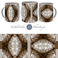 Mug Showcase 33 -  Shop here:  https://2-julie-weber.pixels.com/products/bundt-pan-design-julie-weber-coffee-mug.html