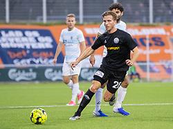 Jelle van der Heyden (Vendsyssel FF) under kampen i 1. Division mellem FC Helsingør og Vendsyssel FF den 18. september 2020 på Helsingør Stadion (Foto: Claus Birch).