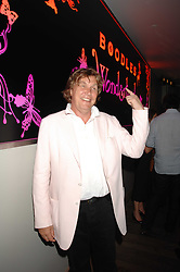 THEO FENNELL at a party to celebrate the launch of the Boodles Wonderland jewellery collection held at the Haymarket Hotel, 1 Suffolk Place, London on 9th June 2008.<br /><br />NON EXCLUSIVE - WORLD RIGHTS