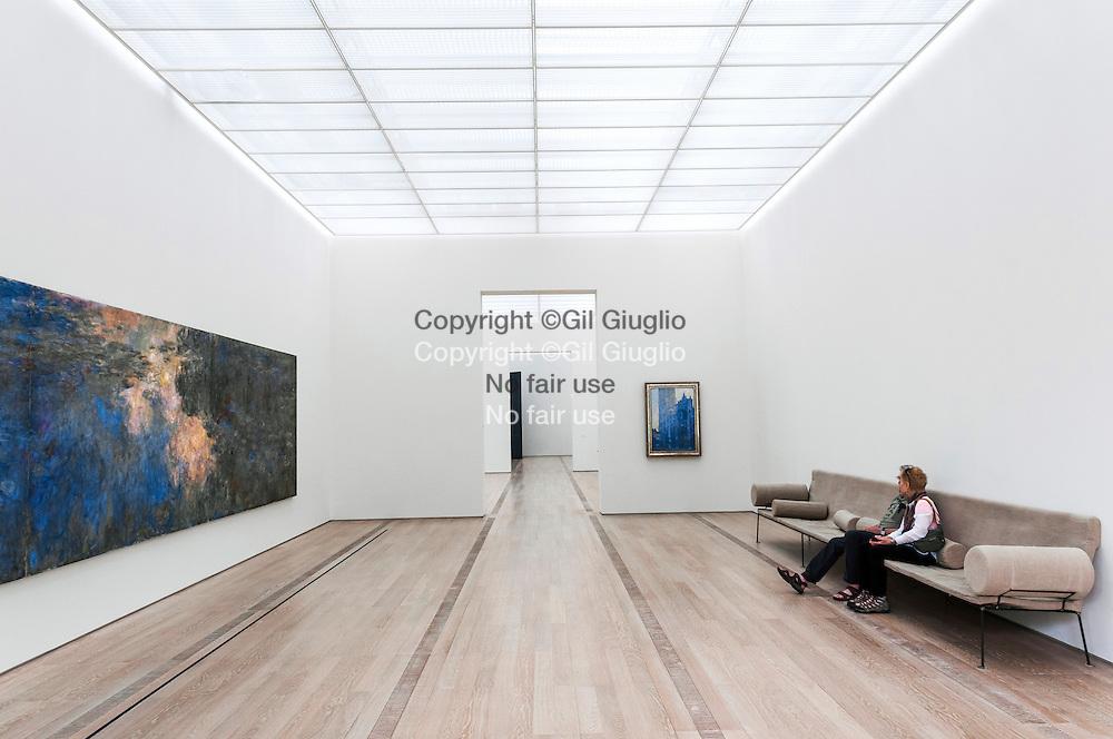 Suisse, Canton de Bâle-ville, Bâle, musée de la Fondation Beyeler // Switzerland, Basel-city canton, Beyeler Fundation museum