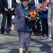 NLD/Rhenen/20120430 - Koninginnedag 2012 Rhenen, koninging Beatrix