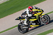 Melissa Paris - Tech3 Ride - MotoGP - Valencia - 2011