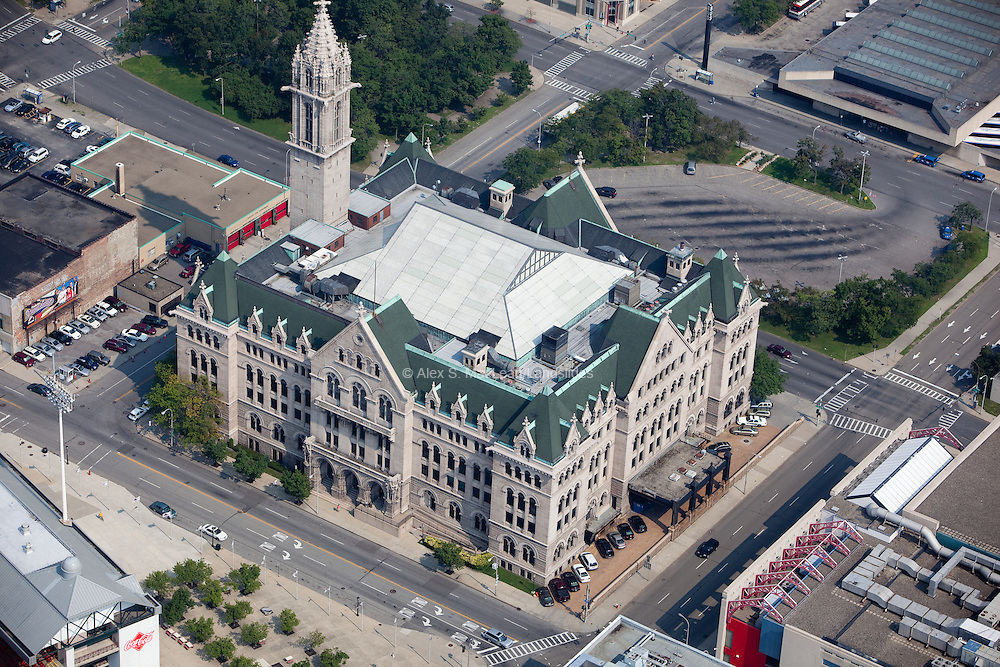 Erie Community College - located in an old post office building