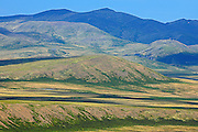 Richardson Mountains along the Dempster<br /> Dempster Highway<br /> Northwest Territories<br /> Canada