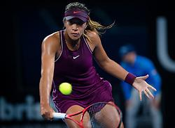 January 1, 2019 - Brisbane, Australia - Destanee Aiava of Australia in action during her second-round match at the 2019 Brisbane International WTA Premier tennis tournament (Credit Image: © AFP7 via ZUMA Wire)