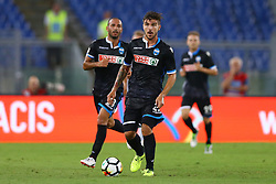 August 20, 2017 - Rome, Italy - Alberto Paloschi of Spal during the Serie A match between SS Lazio and Spal at Olimpico Stadium on August 20, 2017 in Rome, Italy. (Credit Image: © Matteo Ciambelli/NurPhoto via ZUMA Press)