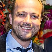 NLD/Amsterdam/20181028 - Premiere Expeditie Eiland, Geert Hoes