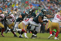 Philadelphia Eagles vs San Francisco 49ers at Lincoln Financial Field