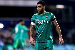 Troy Deeney of Watford - Mandatory by-line: Robbie Stephenson/JMP - 15/02/2019 - FOOTBALL - Loftus Road - London, England - Queens Park Rangers v Watford - Emirates FA Cup fifth round proper
