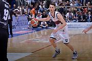 Luca Campogrande<br /> Kontatto Fortitudo Bologna - Segafredo Virtus Bologna<br /> LNP A2 2016/2017<br /> Bologna, 14/04/2017<br /> Foto M.Ceretti / Ciamillo - Castoria