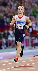 GB Jonnie Peacock London 2012 Paralympic Games 5-9-12