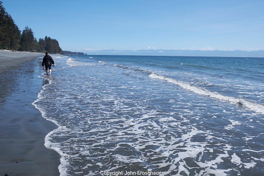 Vancouver Island, British Columbia Wednesday, July 18, 2018. (Photo/John Froschauer)