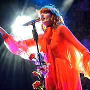 Florence + The Machine, 2011