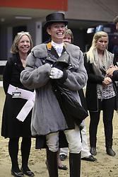 Van Grunsven Anky (NED) - Pricegiving<br /> JBK Horse Show 2009<br /> © Hippo Foto - Leanjo de Koster
