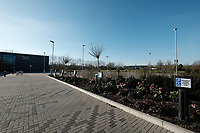 Places For People Leisure Centre Passfield Avenue Eastleigh Hampshire on the first day  Britain has been placed in lockdown for three weeks under strict new measures introduced to help curb the spread of coronavirus photo by Dawn Flrtcher-Park