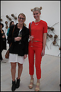 LILLIAN BARNETT; KAT HAWKER, Pangaea, New Art from Africa and Latin America. Saatchi Gallery. Duke of York's HQ. King's Rd. London. 1 April 2014.