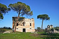 Villa Scippa, appartente in origine alla nota famiglia grumese degli Scippa, ubicata nelle campagne di Grumo Appula in provincia di Bari.