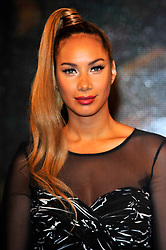 Leona Lewis signs copies of her album 'Glassheart' at HMV Oxford Street London, England, October 15, 2012. Photo by Chris Joseph / i-Images..