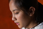 China, Tibet, Lhasa, School for the Blind