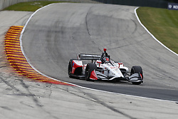 June 22, 2018 - Elkhart Lake, Wisconsin, United States of America - MARCO ANDRETTI (98) of the United States takes to the track to practice for the KOHLER Grand Prix at Road America in Elkhart Lake, Wisconsin. (Credit Image: © Justin R. Noe Asp Inc/ASP via ZUMA Wire)