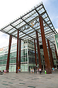 Piazza shopping mall, Eindhoven city centre, North Brabant province, Netherlands