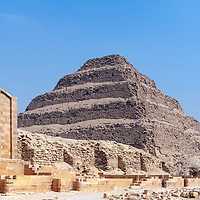 Saqqara - Cairo - Egypt