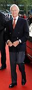 Feestelijke bijeenkomst t.g.v. 70ste verjaardag prof.mr. Pieter van Vollenhoven in het Beatrixtheater in Utrecht / Celebration of the 70th birthday of prof.mr. Pieter van Vollenhoven in the Beatrixtheatre in Utrecht.<br /> <br /> On the photo:<br /> <br />  Prins Carlos