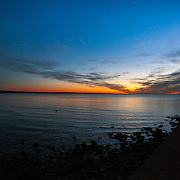 Another beautiful Winter Sunrise  at Narragansett Town Beach, Narragansett, RI,  January 3,2013. Photo: Tripp Burman