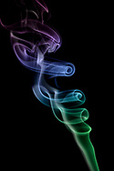 The Incense Project - photographing smoke from an incense stick