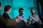 The Linux Foundation hosts its OPNFV Summit at the Hyatt Regency San Francisco Airport in Burlingame, California, on November 12, 2015. (Stan Olszewski/SOSKIphoto)