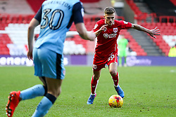 Jamie Paterson of Bristol City in action - Rogan Thomson/JMP - 04/02/2017 - FOOTBALL - Ashton Gate Stadium - Bristol, England - Bristol City v Rotherham United - Sky Bet Championship.