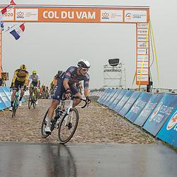 23-08-2020: Wielrennen: NK elite: Drijber<br />David van der Poel passage VAMberg
