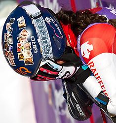08.02.2011, Kandahar, Garmisch Partenkirchen, GER, FIS Alpin Ski WM 2011, GAP, Lady Super G, im Bild Dominique GISIN (SUI) // Dominique GISIN (SUI) during Women Super G, Fis Alpine Ski World Championships in Garmisch Partenkirchen, Germany on 8/2/2011, 2011, EXPA Pictures © 2011, PhotoCredit: EXPA/ J. Feichter