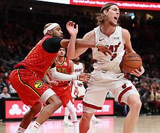 Miami Heat vs. Atlanta Hawks - 06 Jan 2019