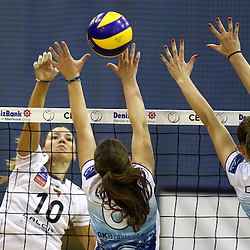 20151007: SLO, Volleyball - 1. DOL, OK Calcit Ljubljana and OK Braslovce